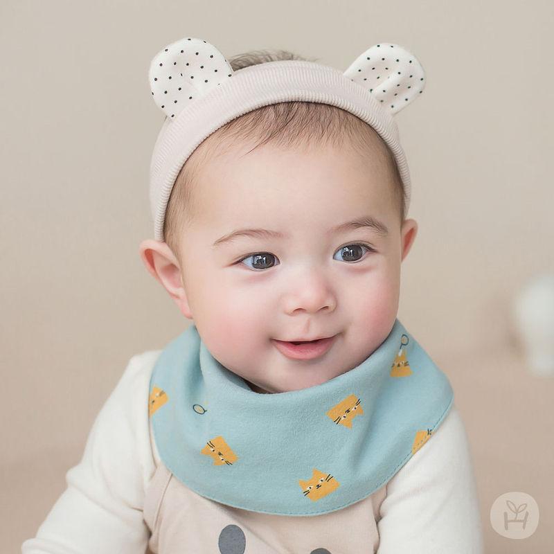 HAPPY PRINCE - BRAND - Korean Children Fashion - #Kfashion4kids - Ruben Baby Banana Bib
