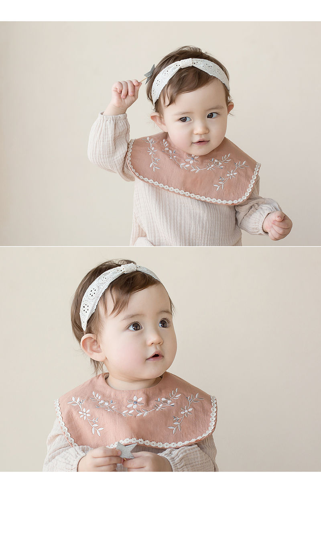 HAPPY PRINCE - Korean Children Fashion - #Kfashion4kids - Conell Baby Hairband [set of 5] - 2