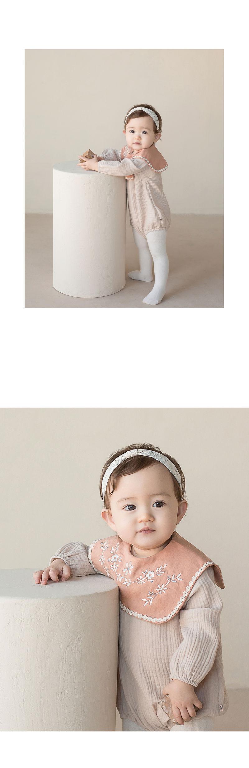 HAPPY PRINCE - Korean Children Fashion - #Kfashion4kids - Conell Baby Hairband [set of 5] - 3