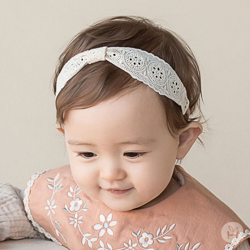 HAPPY PRINCE - BRAND - Korean Children Fashion - #Kfashion4kids - Conell Baby Hairband [set of 5]