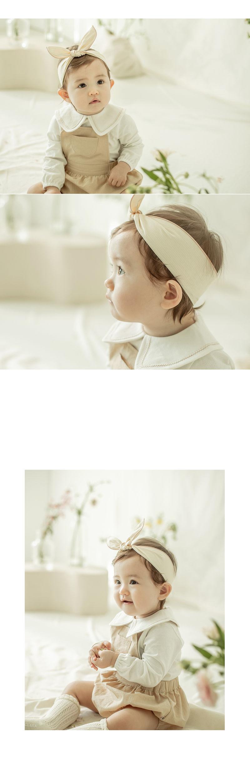 HAPPY PRINCE - Korean Children Fashion - #Kfashion4kids - Miel Wire Baby Hairband [set of 5] - 2