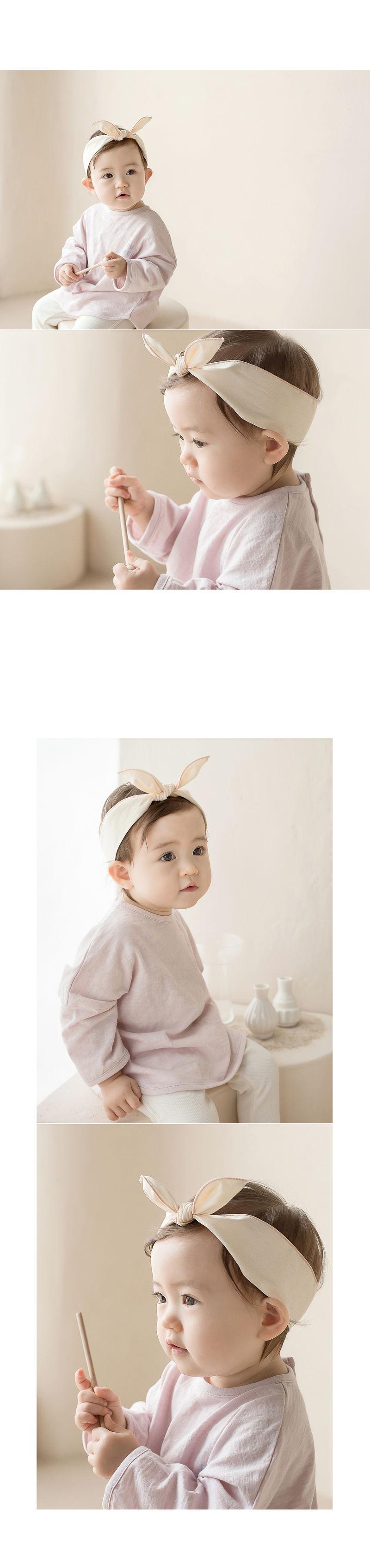 HAPPY PRINCE - Korean Children Fashion - #Kfashion4kids - Miel Wire Baby Hairband [set of 5] - 3