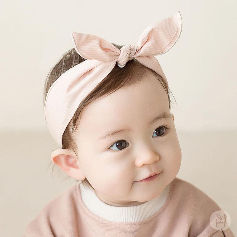 HAPPY PRINCE - BRAND - Korean Children Fashion - #Kfashion4kids - Miel Wire Baby Hairband [set of 5]