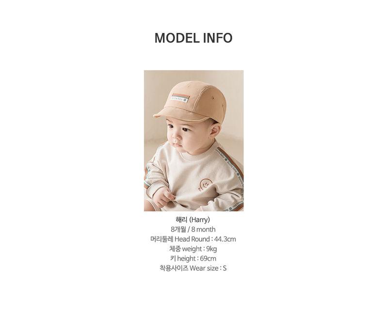 HAPPY PRINCE - Korean Children Fashion - #Kfashion4kids - Dico Baby Top and Bottom - 10