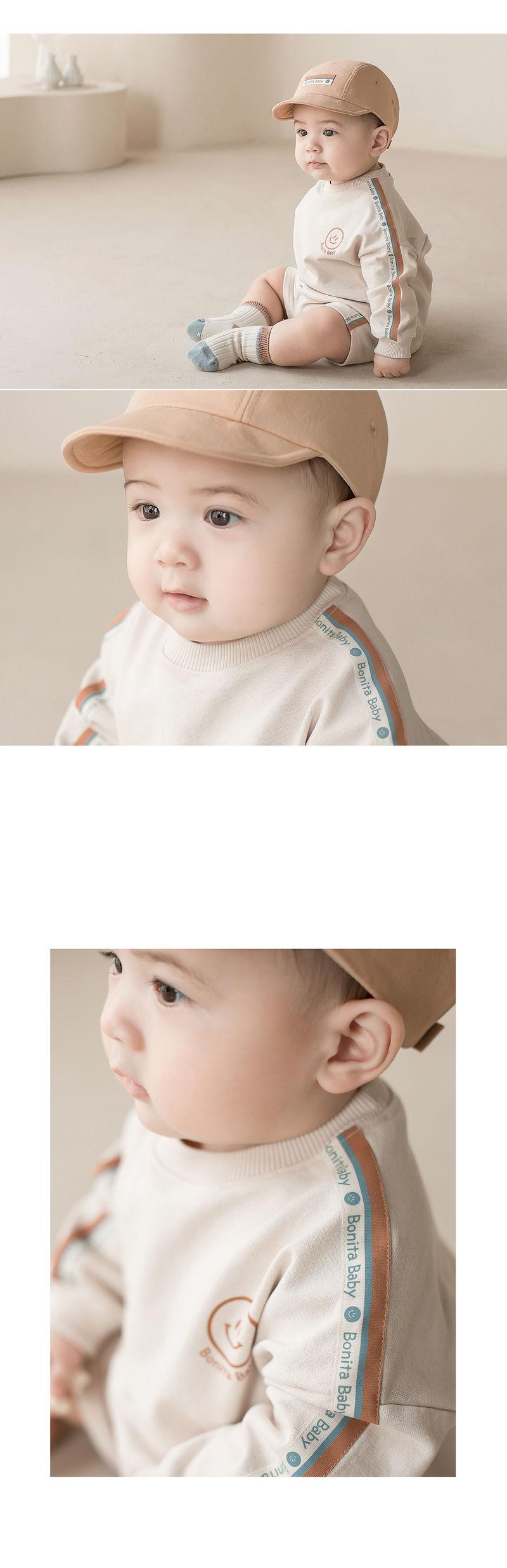 HAPPY PRINCE - Korean Children Fashion - #Kfashion4kids - Dico Baby Top and Bottom - 2