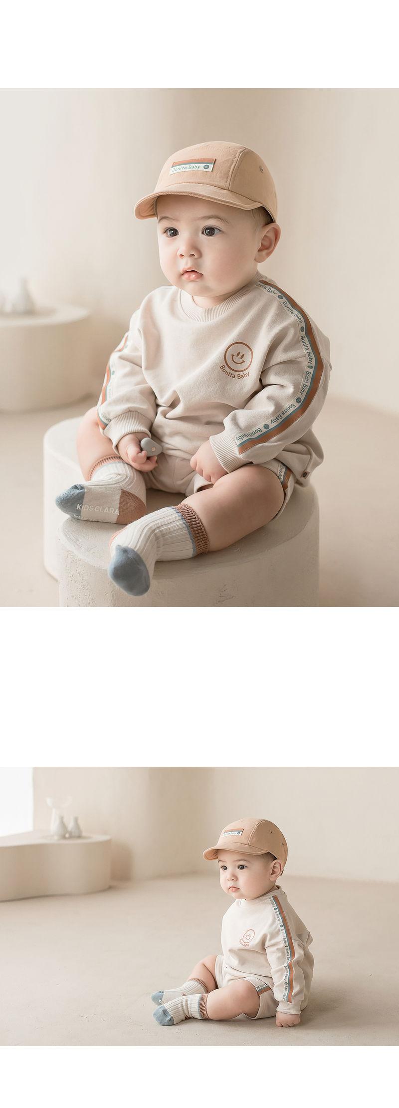 HAPPY PRINCE - Korean Children Fashion - #Kfashion4kids - Dico Baby Top and Bottom - 3