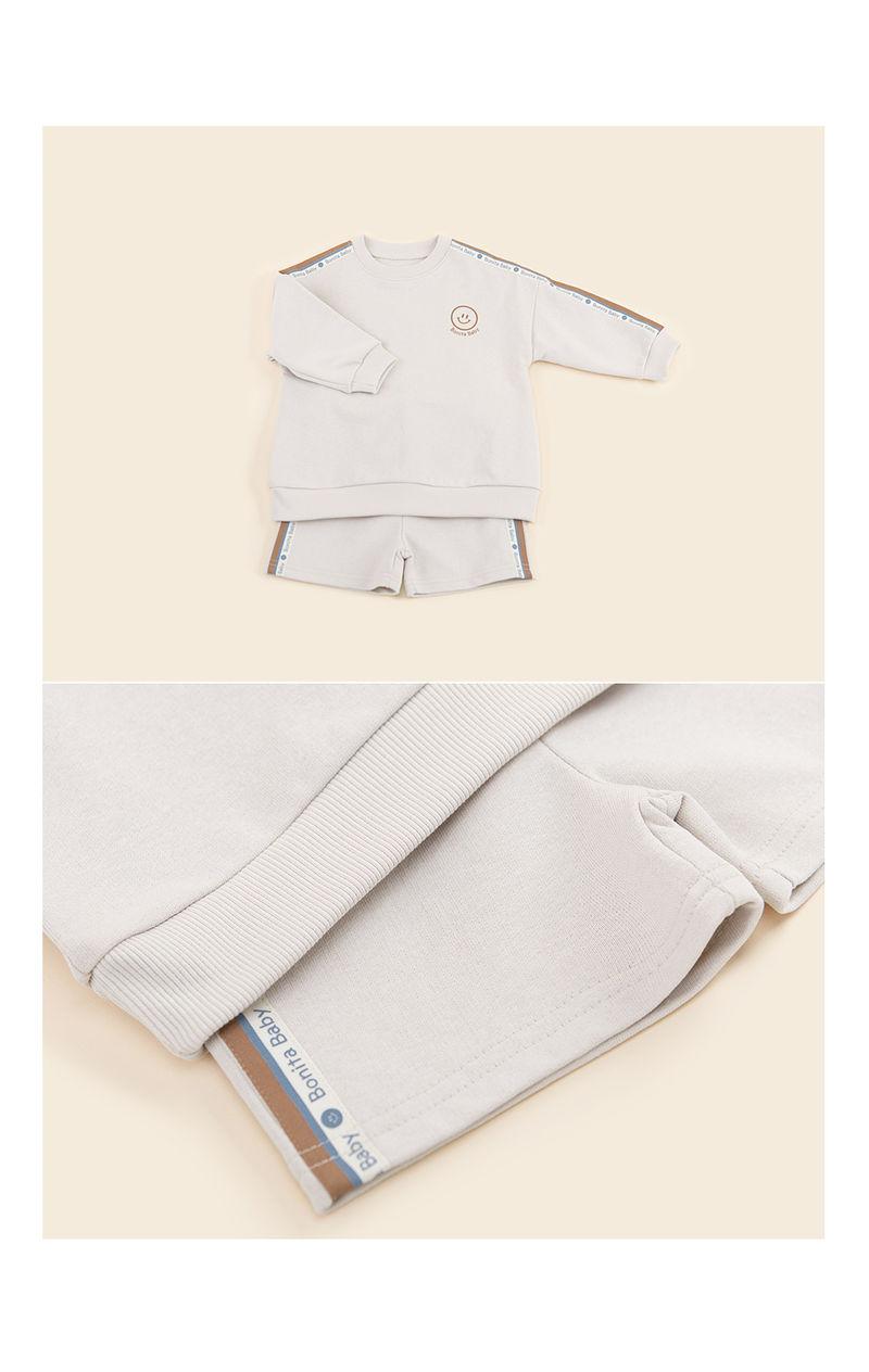 HAPPY PRINCE - Korean Children Fashion - #Kfashion4kids - Dico Baby Top and Bottom - 4