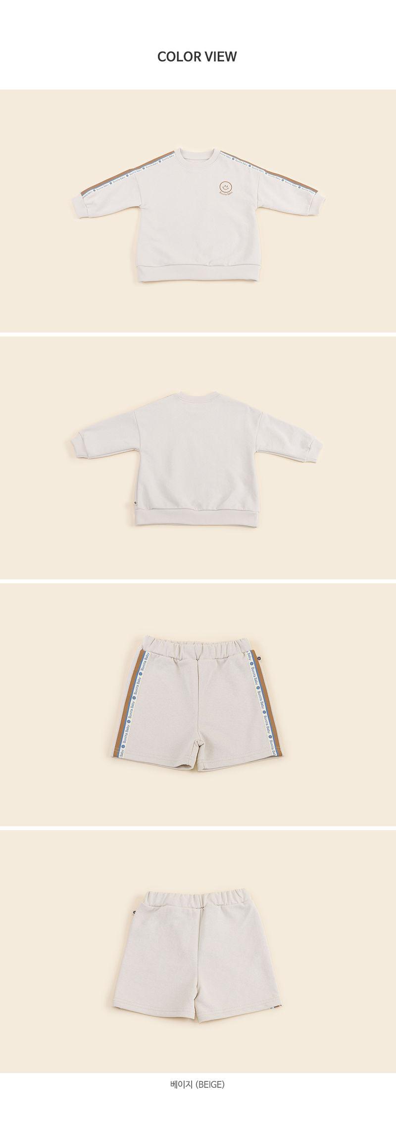 HAPPY PRINCE - Korean Children Fashion - #Kfashion4kids - Dico Baby Top and Bottom - 8