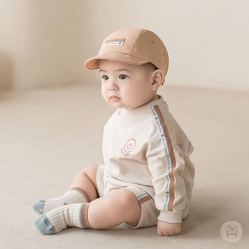 HAPPY PRINCE - BRAND - Korean Children Fashion - #Kfashion4kids - Dico Baby Top and Bottom