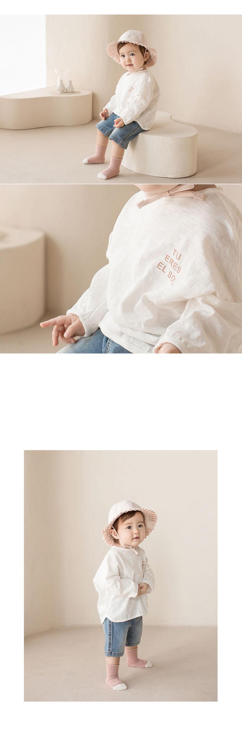 HAPPY PRINCE - Korean Children Fashion - #Kfashion4kids - Osca Baby Long Sleeve - 2