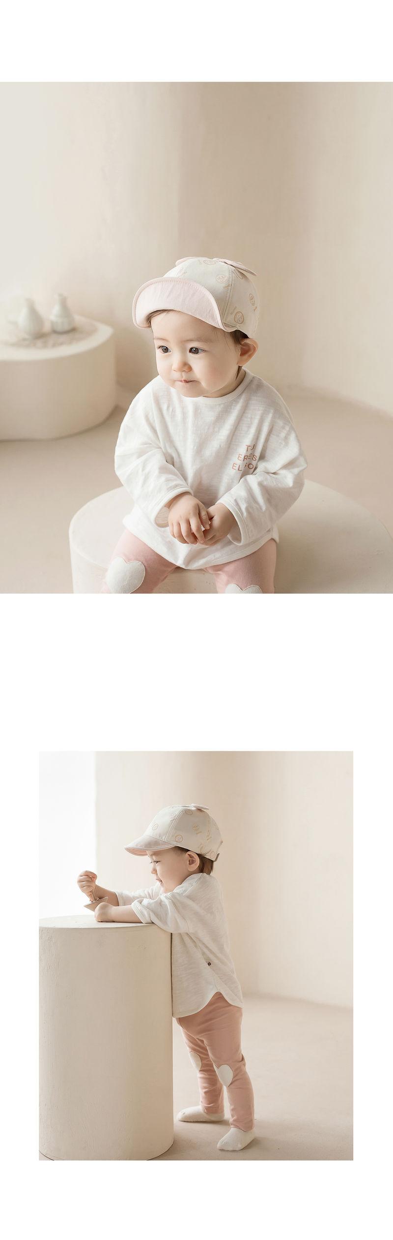 HAPPY PRINCE - Korean Children Fashion - #Kfashion4kids - Osca Baby Long Sleeve - 3