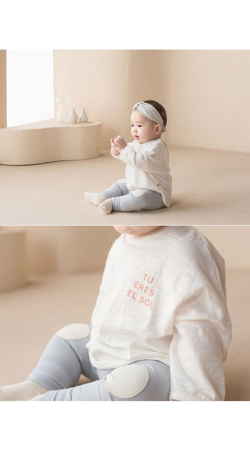 HAPPY PRINCE - Korean Children Fashion - #Kfashion4kids - Osca Baby Long Sleeve - 4