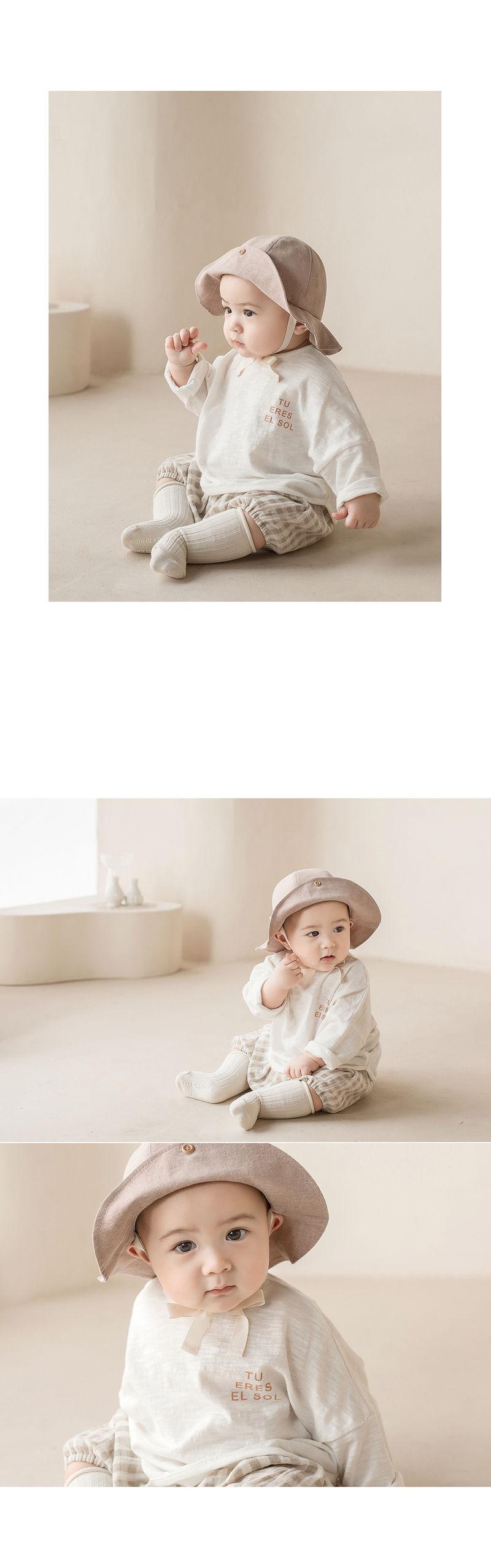 HAPPY PRINCE - Korean Children Fashion - #Kfashion4kids - Osca Baby Long Sleeve - 5