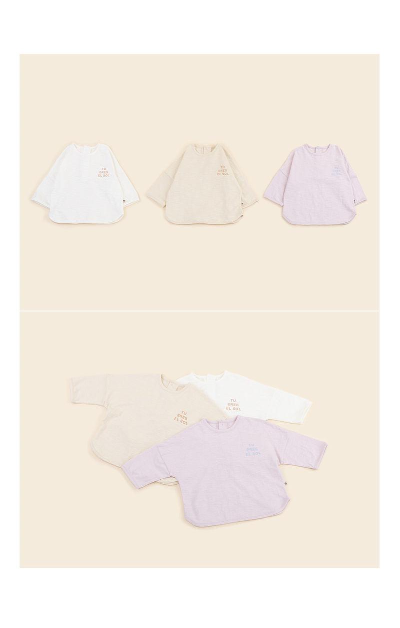HAPPY PRINCE - Korean Children Fashion - #Kfashion4kids - Osca Baby Long Sleeve - 6