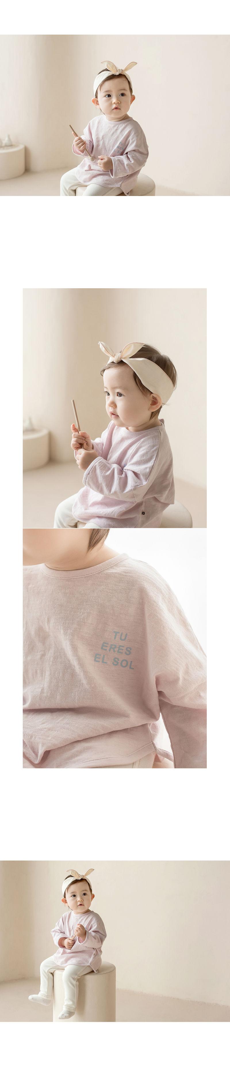 HAPPY PRINCE - Korean Children Fashion - #Kfashion4kids - Osca Baby Long Sleeve - 7