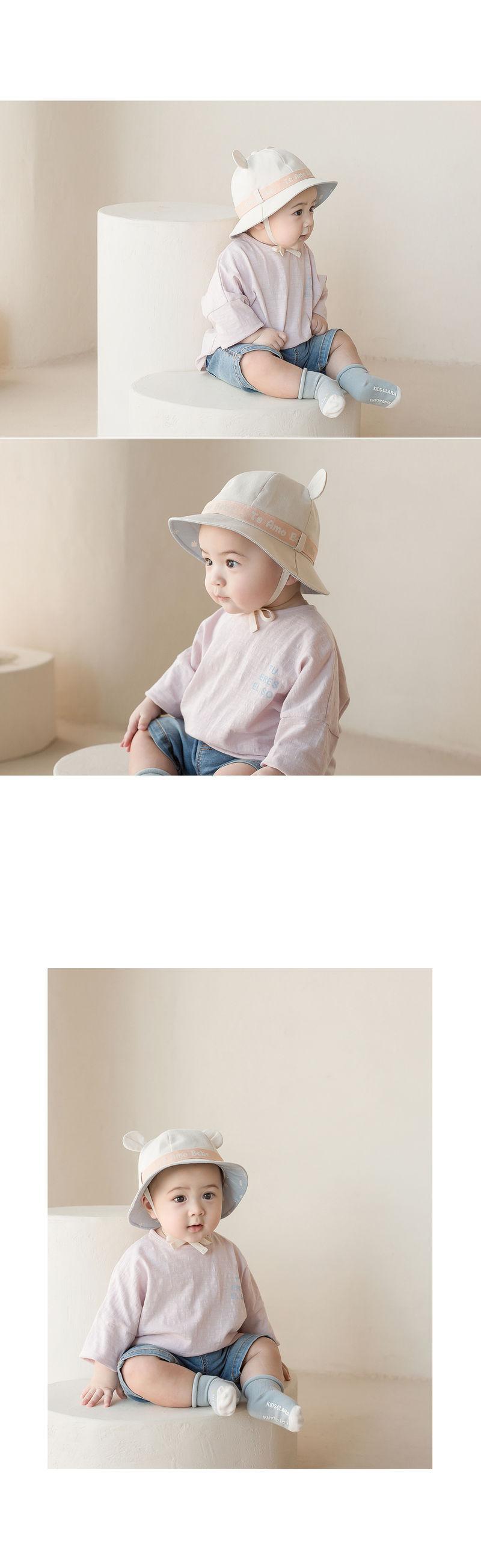 HAPPY PRINCE - Korean Children Fashion - #Kfashion4kids - Osca Baby Long Sleeve - 8