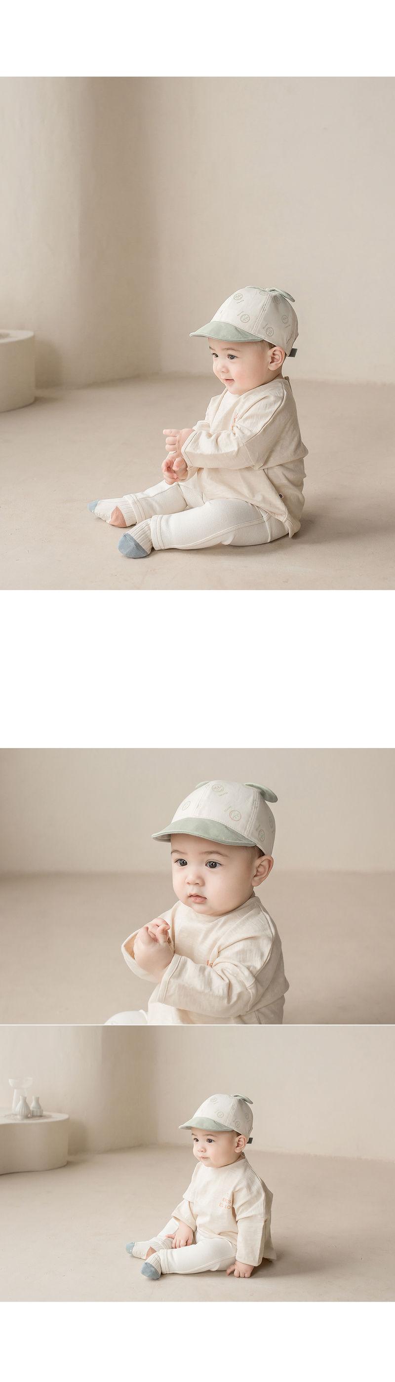 HAPPY PRINCE - Korean Children Fashion - #Kfashion4kids - Osca Baby Long Sleeve - 9