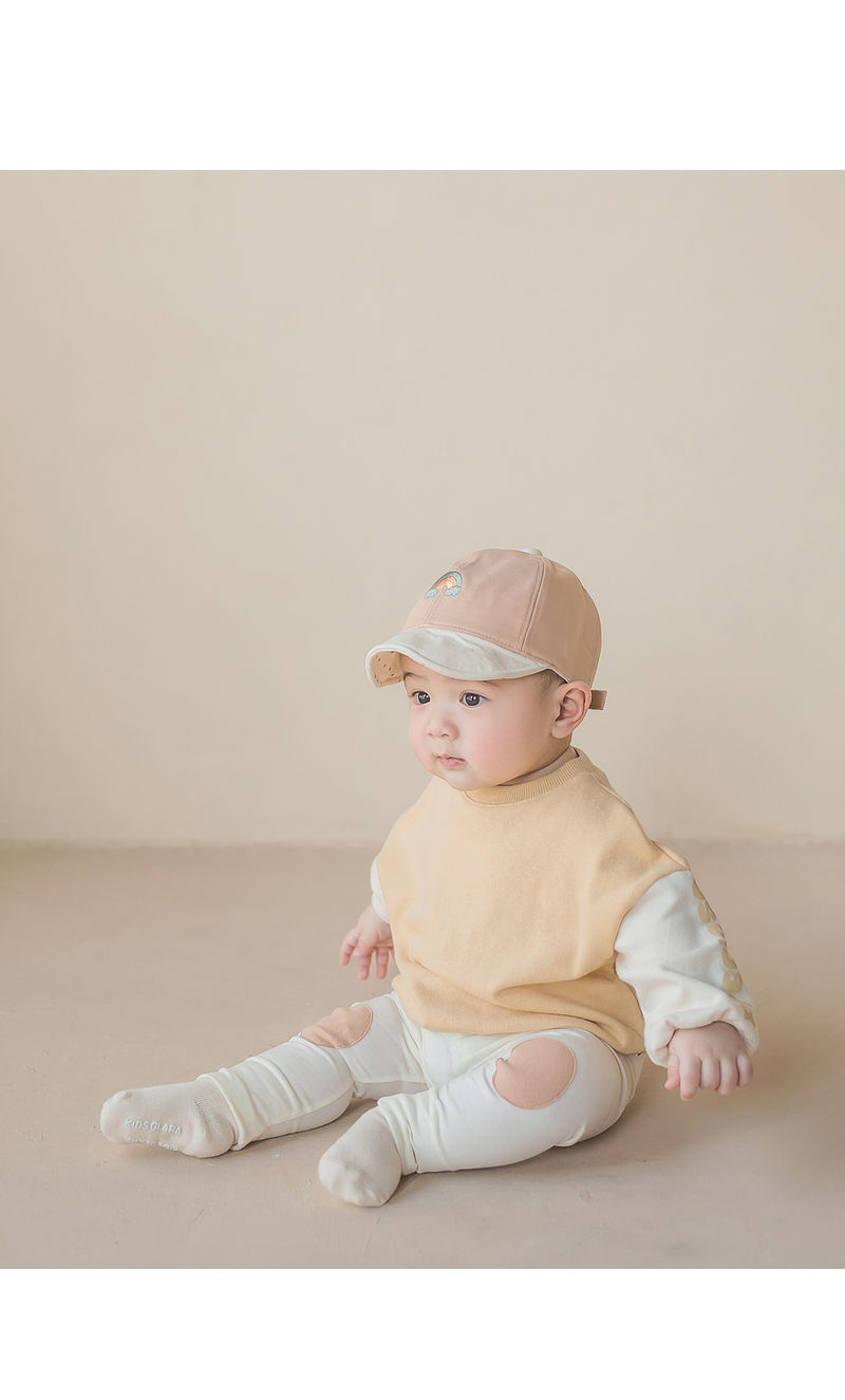 HAPPY PRINCE - Korean Children Fashion - #Kfashion4kids - Lobby Baby Leggings - 3