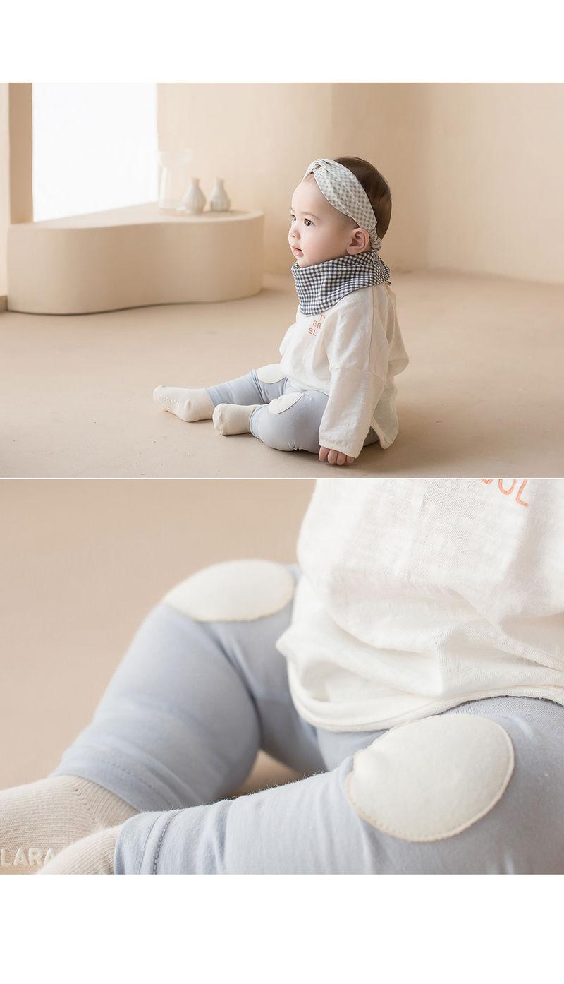 HAPPY PRINCE - Korean Children Fashion - #Kfashion4kids - Lobby Baby Leggings - 5