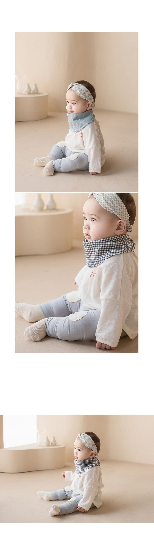 HAPPY PRINCE - Korean Children Fashion - #Kfashion4kids - Lobby Baby Leggings - 6
