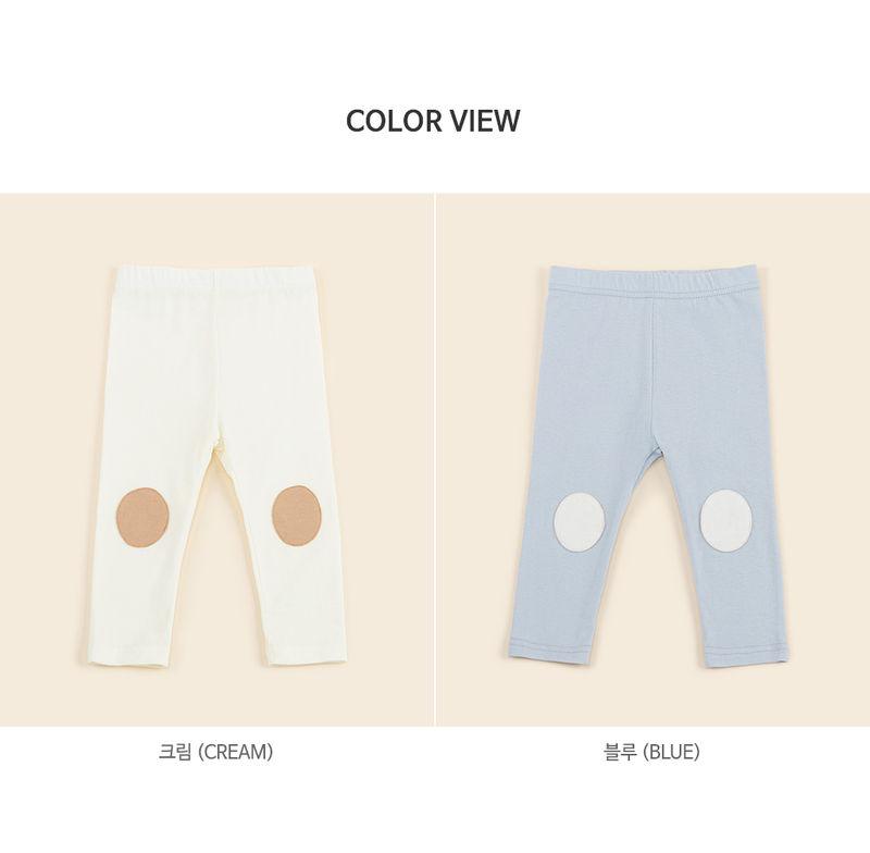 HAPPY PRINCE - Korean Children Fashion - #Kfashion4kids - Lobby Baby Leggings - 8