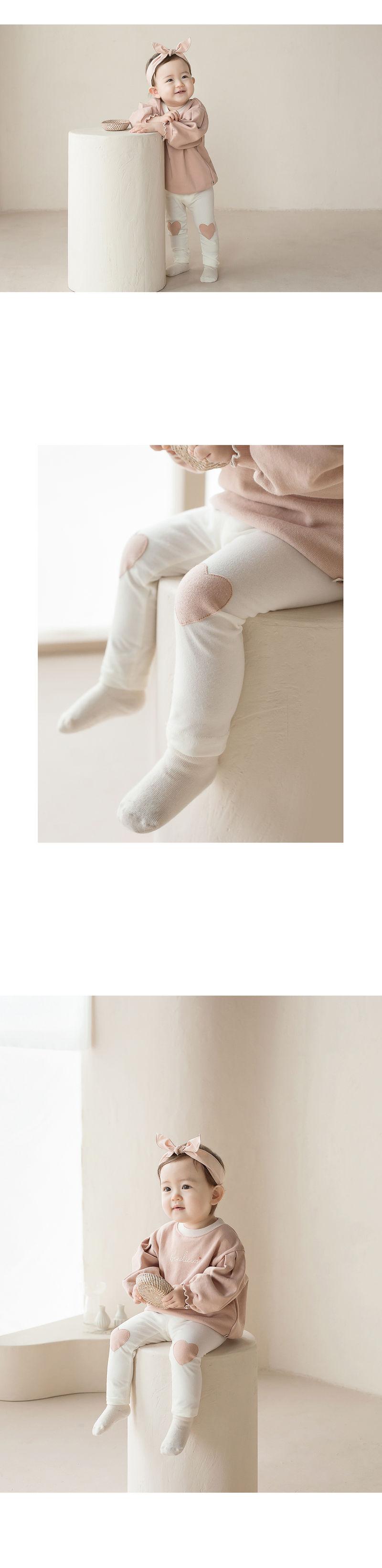 HAPPY PRINCE - Korean Children Fashion - #Kfashion4kids - Chichi Baby Leggings - 2