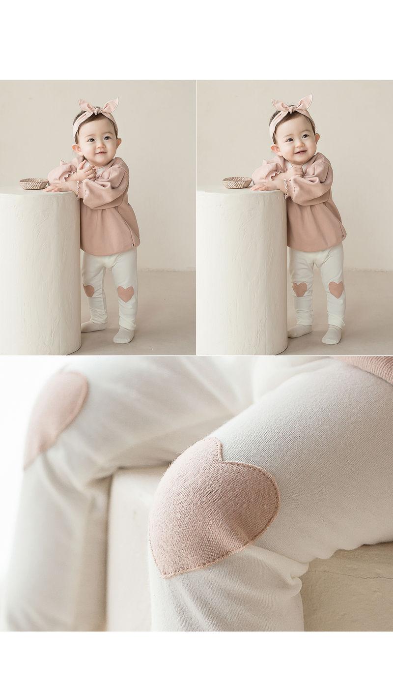 HAPPY PRINCE - Korean Children Fashion - #Kfashion4kids - Chichi Baby Leggings - 3