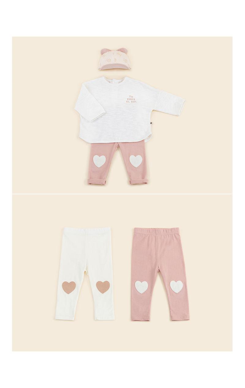 HAPPY PRINCE - Korean Children Fashion - #Kfashion4kids - Chichi Baby Leggings - 4