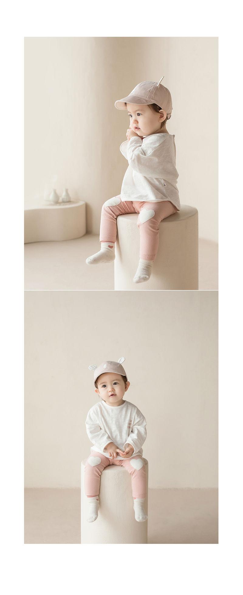 HAPPY PRINCE - Korean Children Fashion - #Kfashion4kids - Chichi Baby Leggings - 5