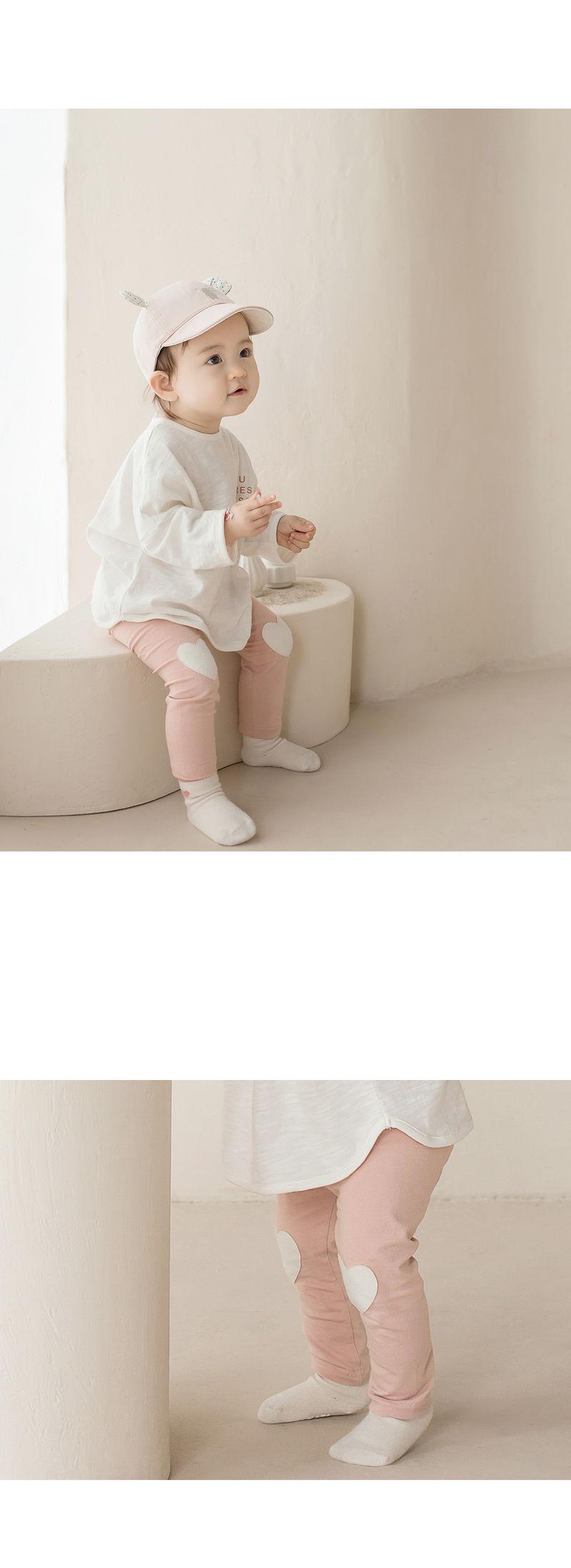 HAPPY PRINCE - Korean Children Fashion - #Kfashion4kids - Chichi Baby Leggings - 6