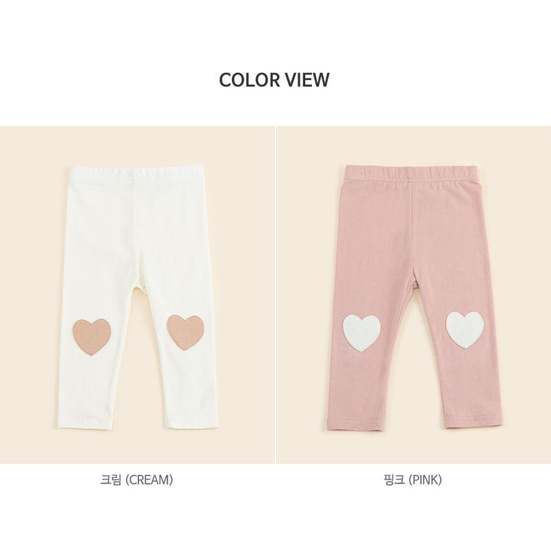 HAPPY PRINCE - Korean Children Fashion - #Kfashion4kids - Chichi Baby Leggings - 8