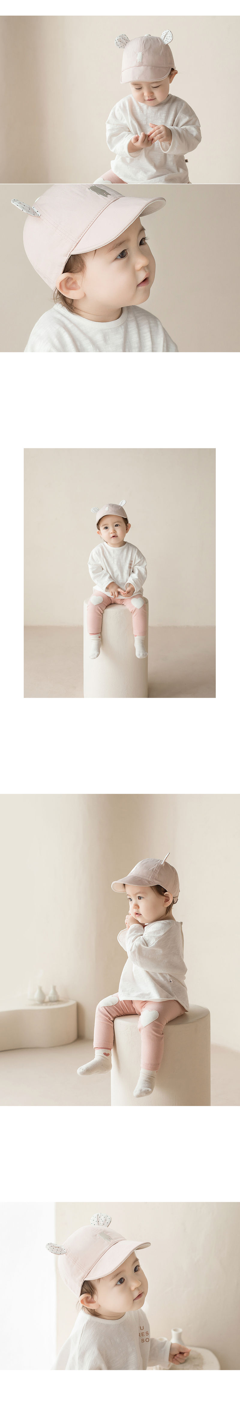 HAPPY PRINCE - Korean Children Fashion - #Kfashion4kids - Saya Wire Cap - 2