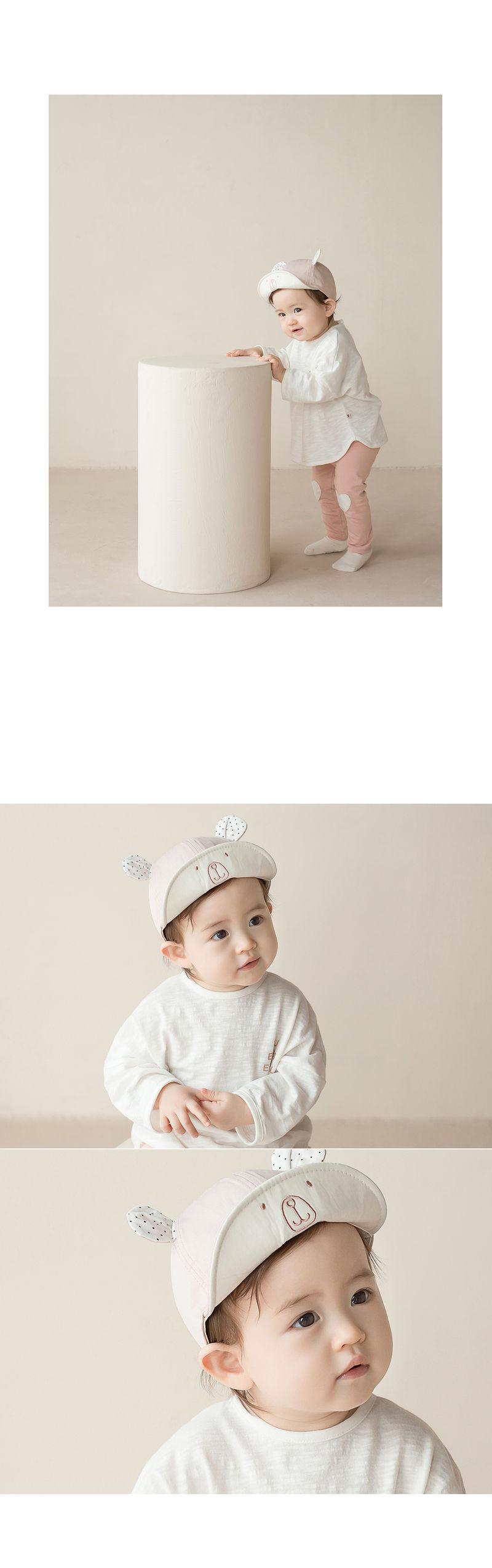 HAPPY PRINCE - Korean Children Fashion - #Kfashion4kids - Saya Wire Cap - 3