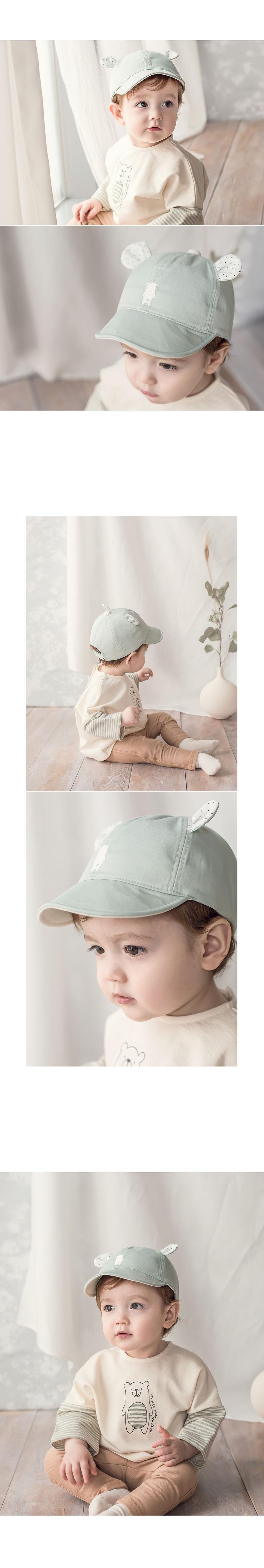 HAPPY PRINCE - Korean Children Fashion - #Kfashion4kids - Saya Wire Cap - 5