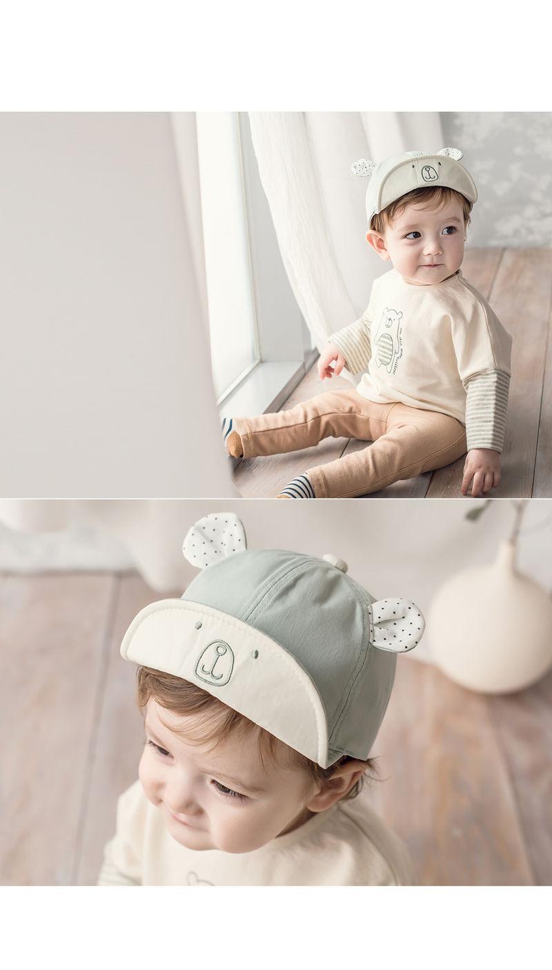 HAPPY PRINCE - Korean Children Fashion - #Kfashion4kids - Saya Wire Cap - 6
