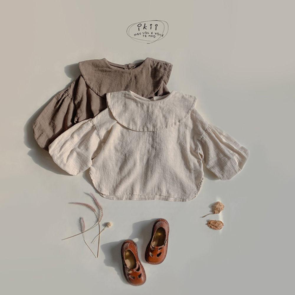 IKII - Korean Children Fashion - #Kfashion4kids - Grazia Blouse