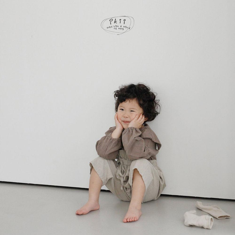 IKII - Korean Children Fashion - #Kfashion4kids - Grazia Blouse - 10