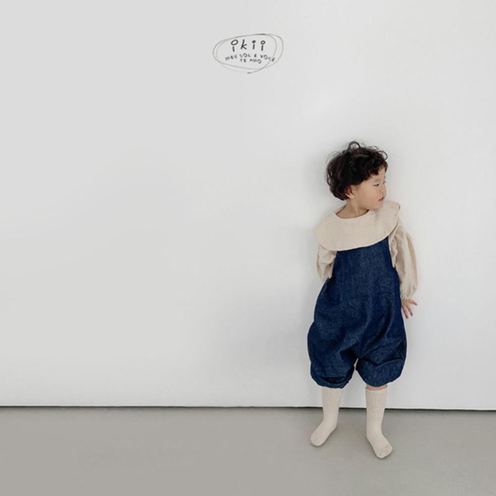 IKII - Korean Children Fashion - #Kfashion4kids - Grazia Blouse - 11