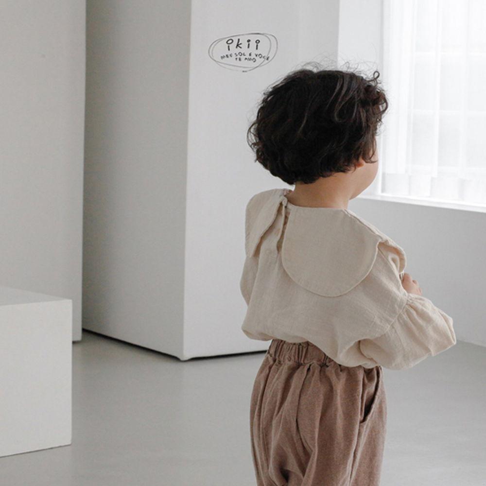IKII - Korean Children Fashion - #Kfashion4kids - Grazia Blouse - 12