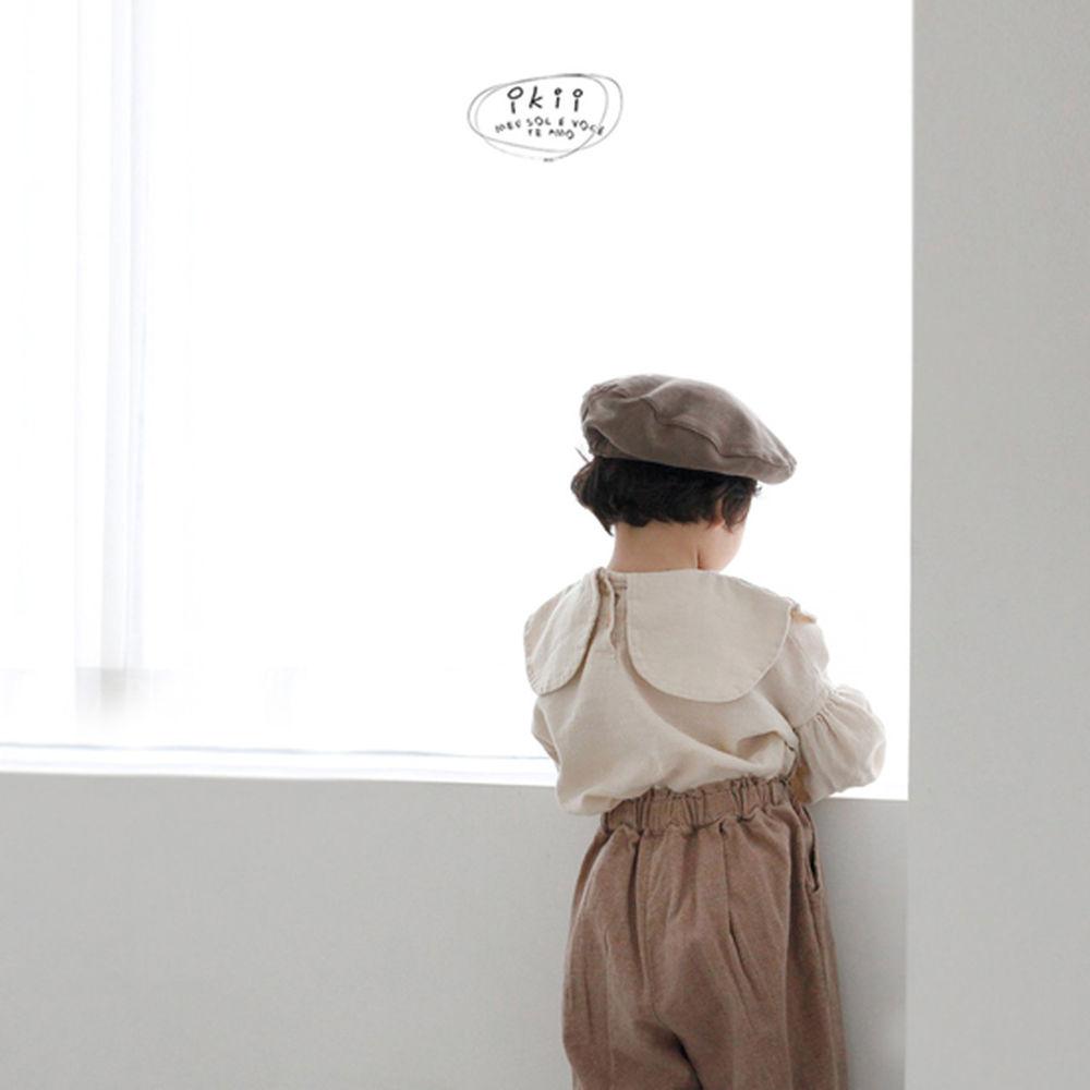 IKII - Korean Children Fashion - #Kfashion4kids - Grazia Blouse - 2