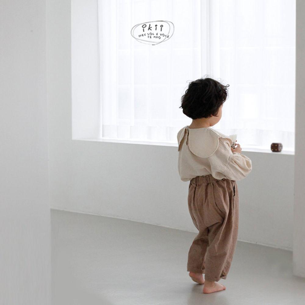 IKII - Korean Children Fashion - #Kfashion4kids - Grazia Blouse - 4