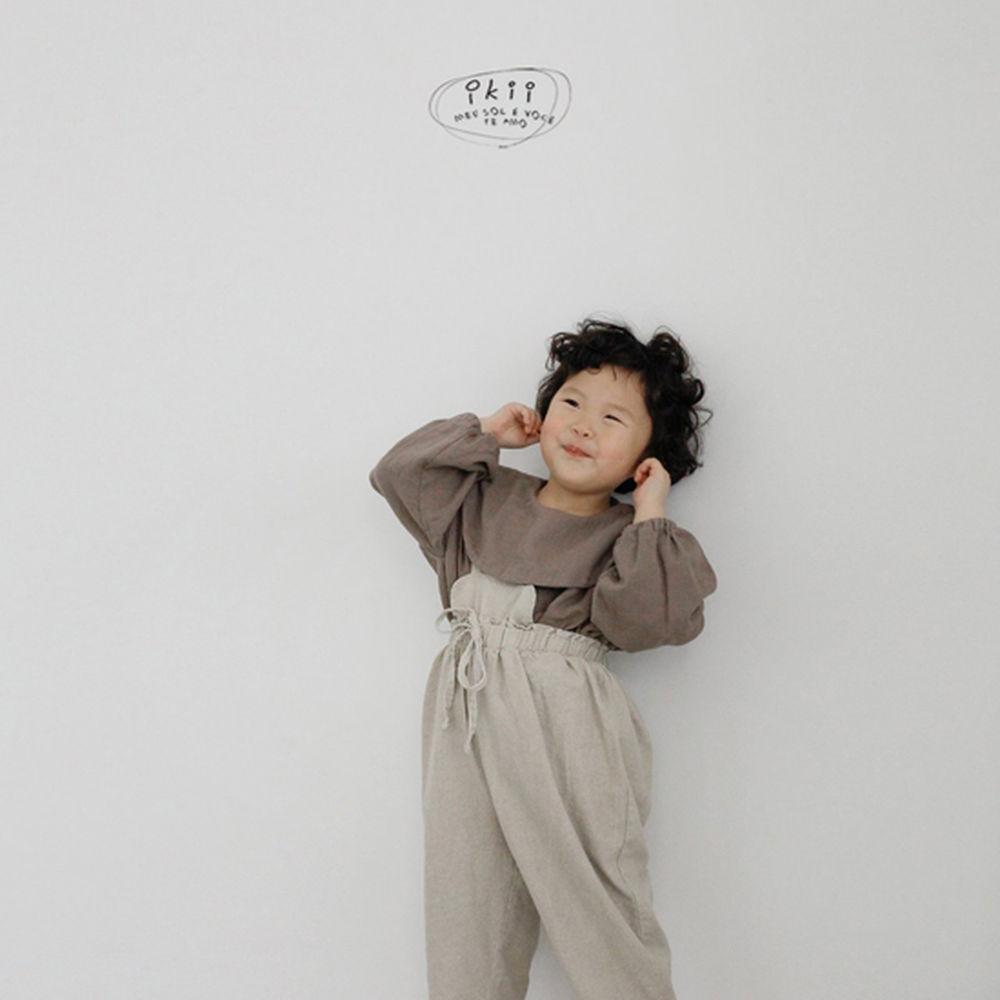 IKII - Korean Children Fashion - #Kfashion4kids - Grazia Blouse - 7