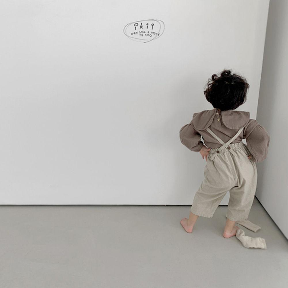 IKII - Korean Children Fashion - #Kfashion4kids - Grazia Blouse - 8