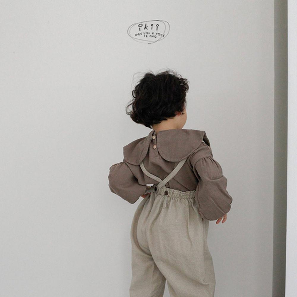 IKII - Korean Children Fashion - #Kfashion4kids - Grazia Blouse - 9