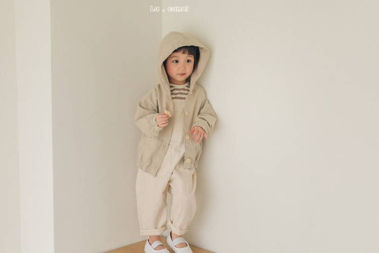 LA CAMEL - BRAND - Korean Children Fashion - #Kfashion4kids - Achu Jumper