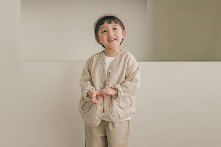 LA CAMEL - BRAND - Korean Children Fashion - #Kfashion4kids - My Song Cardigan