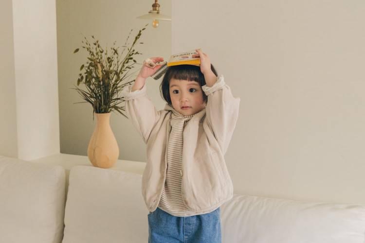 LA CAMEL - BRAND - Korean Children Fashion - #Kfashion4kids - Havi Jacket