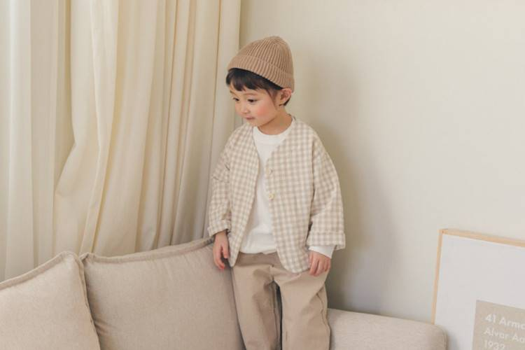LA CAMEL - BRAND - Korean Children Fashion - #Kfashion4kids - Lami Jacket