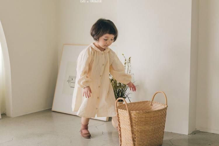 LA CAMEL - BRAND - Korean Children Fashion - #Kfashion4kids - Lovely One-piece