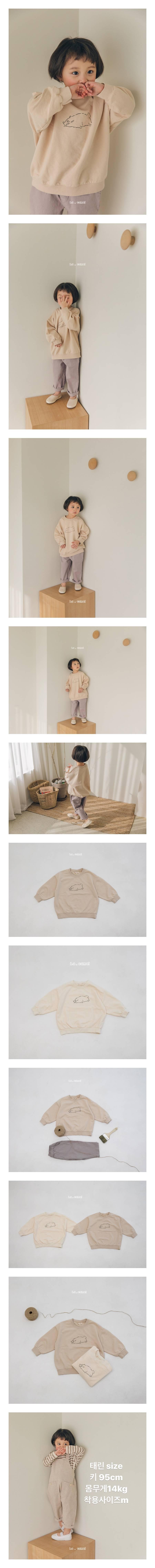 LA CAMEL - Korean Children Fashion - #Kfashion4kids - Popo MTM